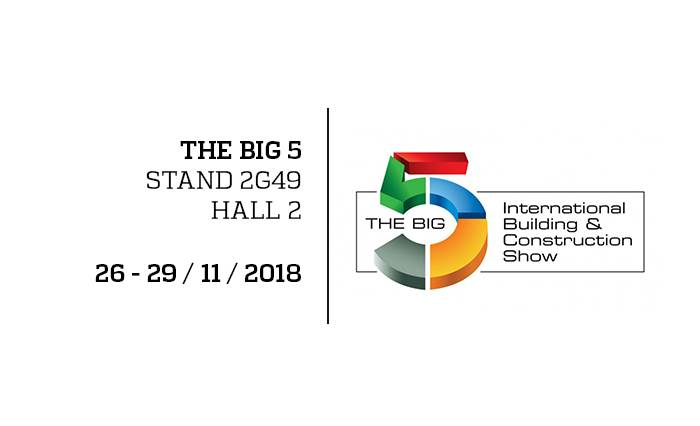 The Big Five Dubai 2018