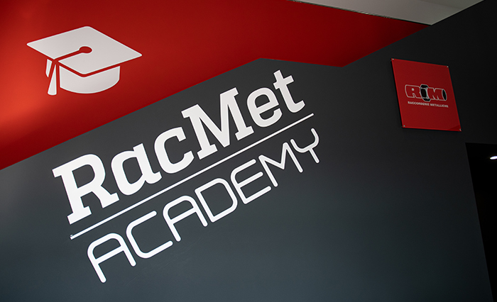 RacMet Academy - work on the final stages