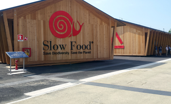 Expo 2015, Slow Food and Raccorderie